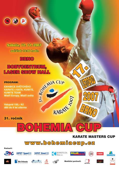 Více info www.bohemiacup.cz