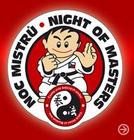 logo Noc Mistrů